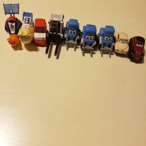 Disney Turbo / Cars Bundle